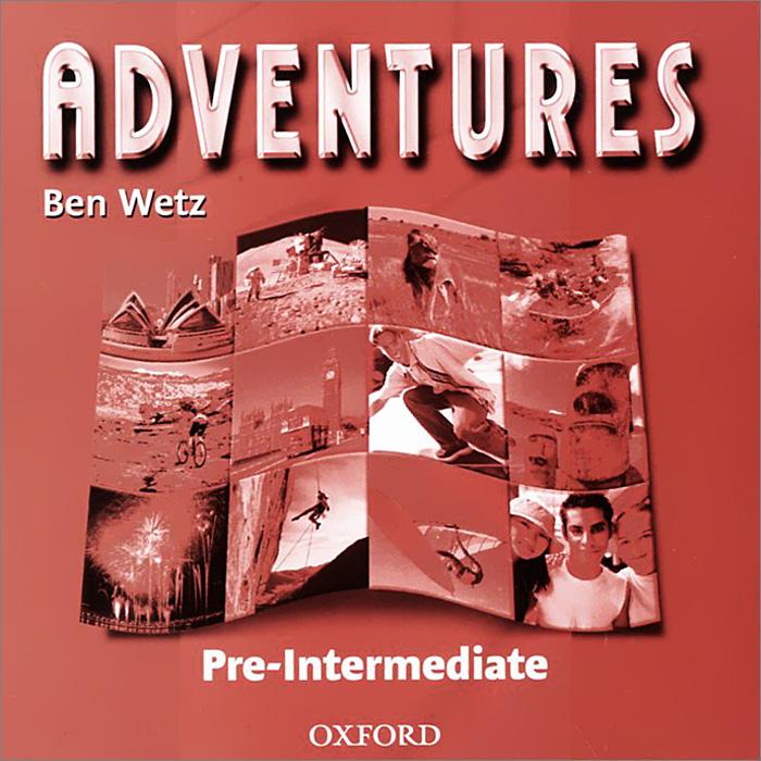 Ben Wetz Adventures: Pre-Intermediate (аудиокурс на 2 CD) skatolly hc300m hunting trail camera hc 300m full hd 12mp 1080p video night vision mms gprs scouting infrared game hunter cam