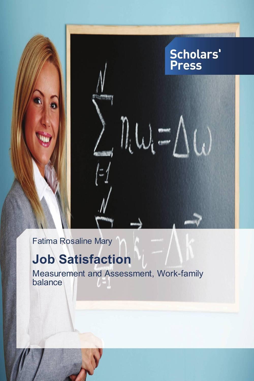 Fatima Rosaline Mary Job Satisfaction kavita bhatnagar amarjit singh and kalpana srivastava job satisfaction among medical teachers