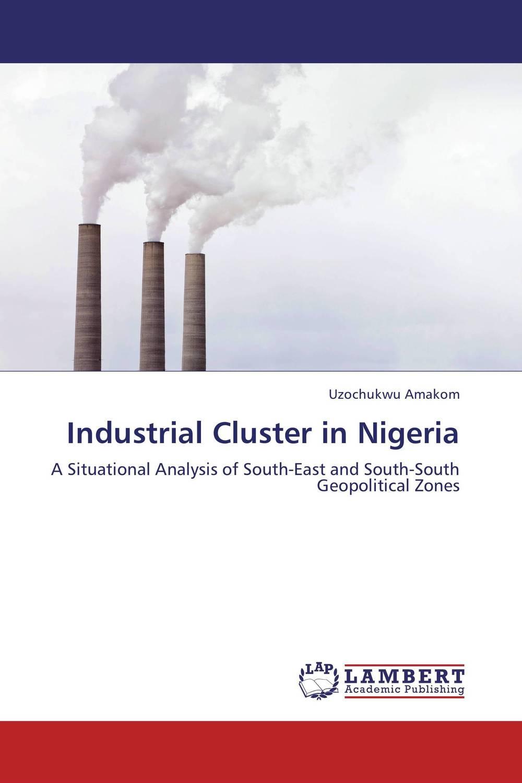 Uzochukwu Amakom Industrial Cluster in Nigeria ogonna anaekwe and uzochukwu amakom health expenditure health outcomes and economic development