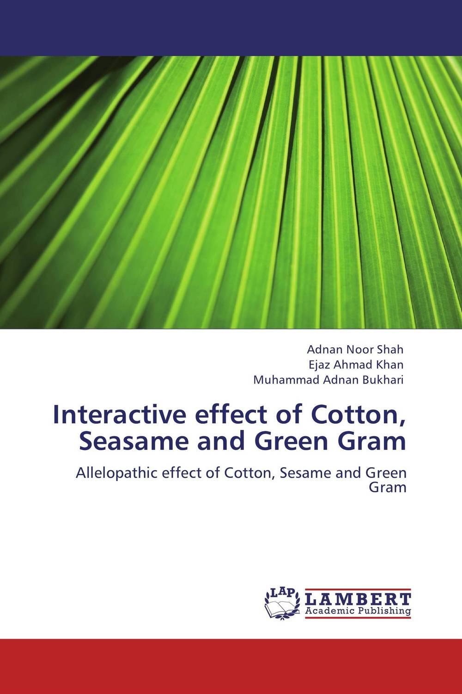 Adnan Noor Shah,Ejaz Ahmad Khan and Muhammad Adnan Bukhari Interactive effect of Cotton, Seasame and Green Gram vrunda shah and vipul shah herbal therapy for liver disease