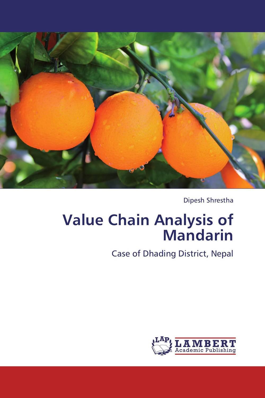 Value Chain Analysis of Mandarin