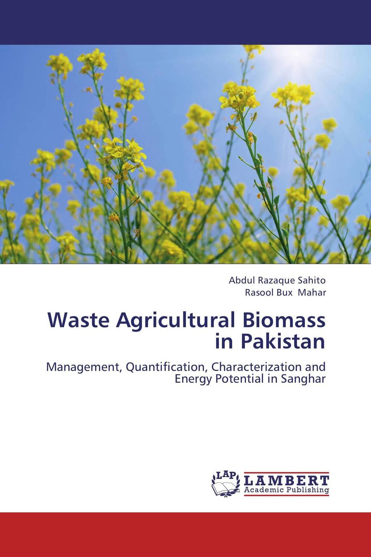 Abdul Razaque Sahito and Rasool Bux Mahar Waste Agricultural Biomass in Pakistan sadat khattab usama abdul raouf and tsutomu kodaki bio ethanol for future from woody biomass