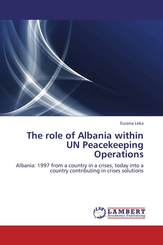 The role of Albania within UN Peacekeeping Operations nivea дезодорант шариковый заряд утра nivea men 50 мл