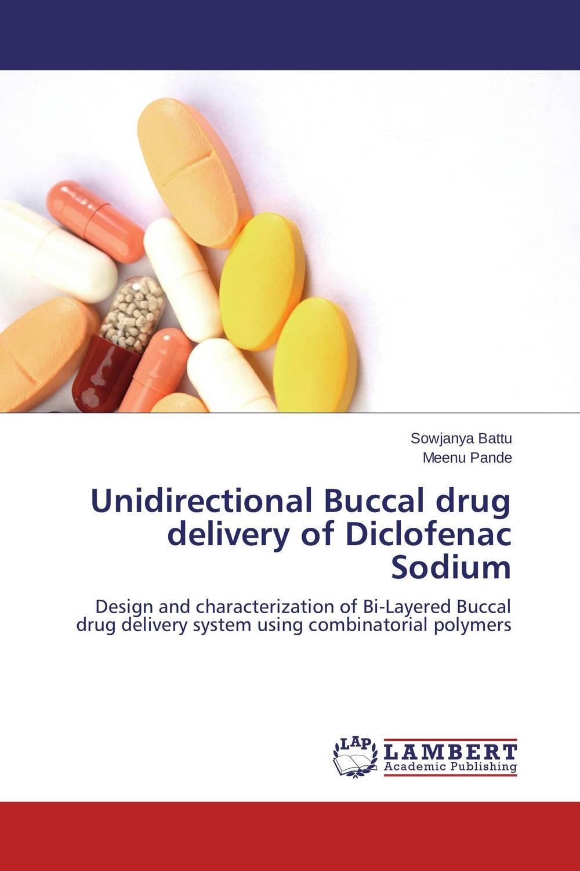 SOWJANYA BATTU and Meenu Pande Unidirectional Buccal drug delivery of Diclofenac Sodium jitendra singh yadav arti gupta and rumit shah formulation and evaluation of buccal drug delivery
