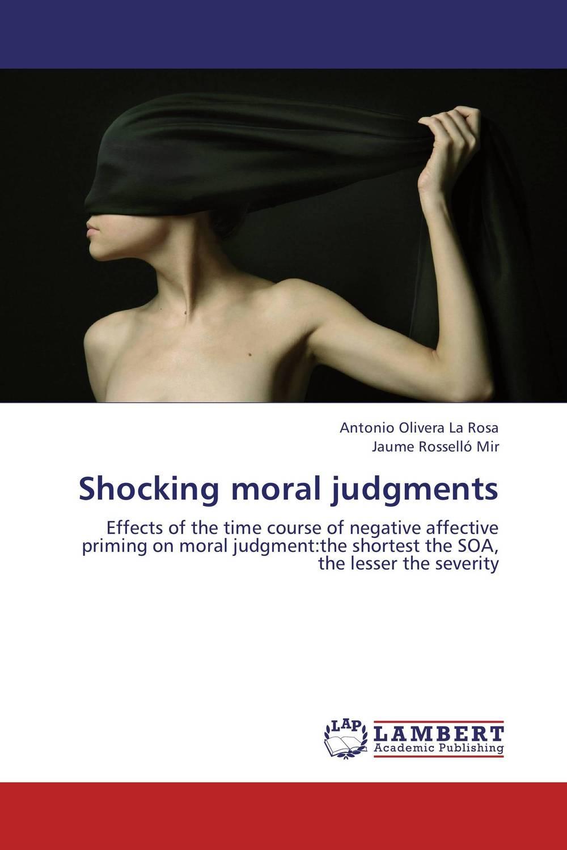 Shocking moral judgments новая вода b130