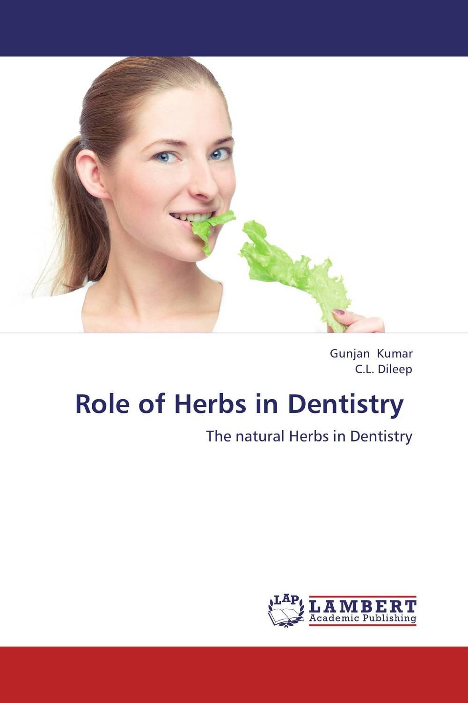 Gunjan Kumar and C.L. Dileep Role of Herbs in Dentistry rakesh kumar khandal geetha seshadri and gunjan suri novel nanocomposites for optical applications