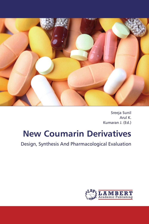 Sreeja Sunil,Arul K. and Kumaran J. New Coumarin Derivatives paramjit singh and kennath j arul temporomandibular joint in health and disorders