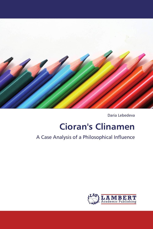 Cioran's Clinamen