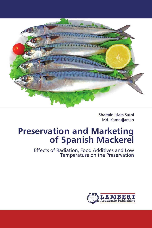 Sharmin Islam Sathi and Md. Kamrujjaman Preservation and Marketing of Spanish Mackerel hide this spanish book