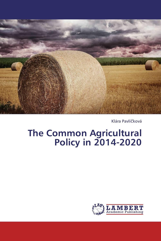 Klara Pavlickova The Common Agricultural Policy in 2014-2020 delegate