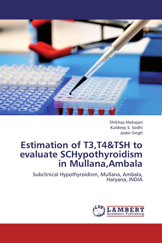 Shikhaa Mahajan,Kuldeep S. Sodhi and Jasbir Singh Estimation of T3,T4&TSH to evaluate SCHypothyroidism in Mullana,Ambala bhawna arora mridul mahajan and vineet inder singh khinda multidisciplinary team approach to cleft lip and palate management