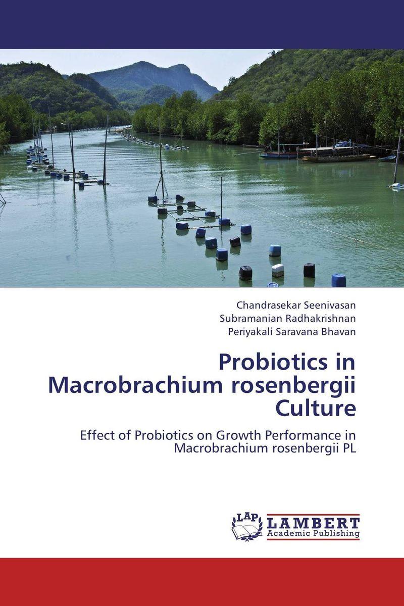 Probiotics in Macrobrachium rosenbergii Culture dali spektor 6 walnut