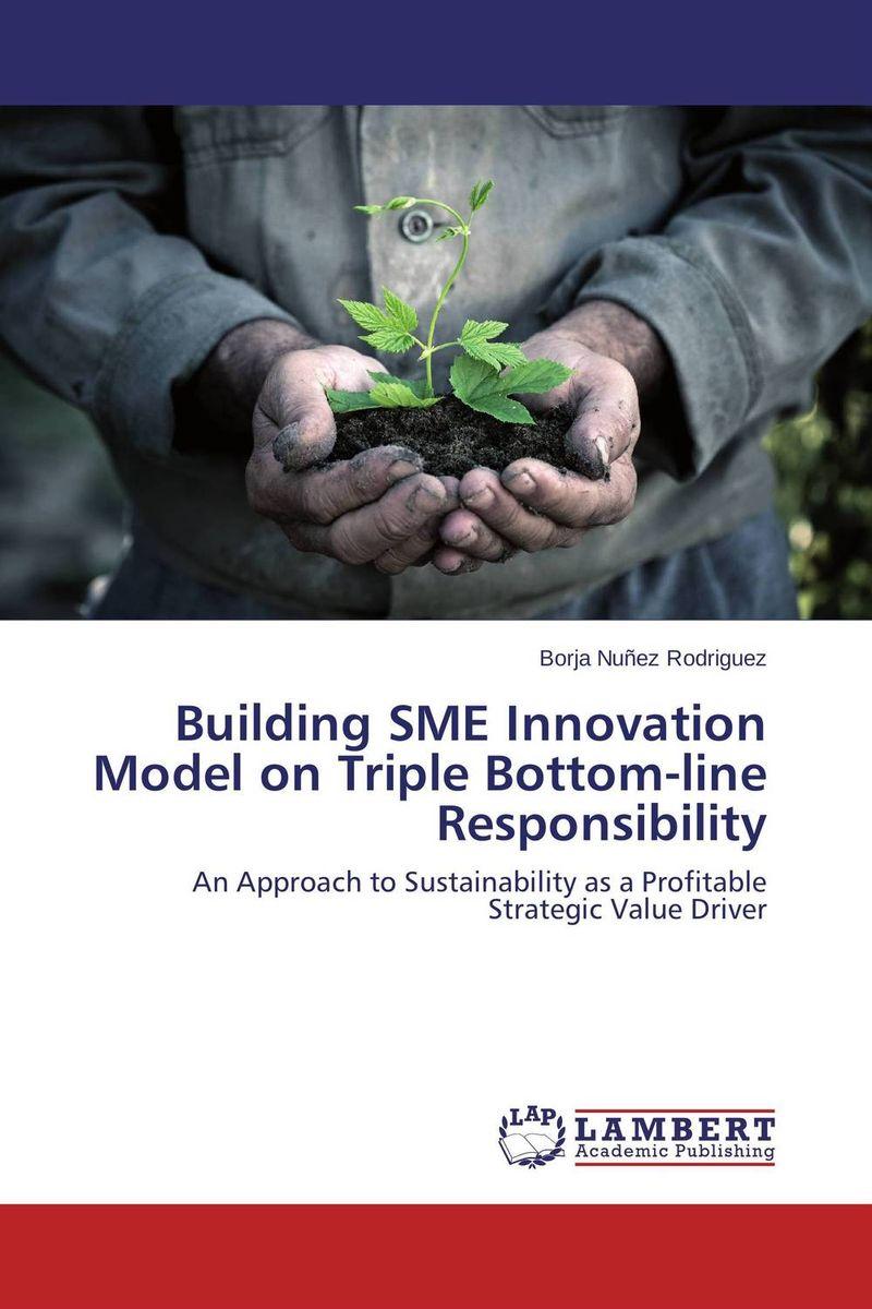 Borja Nunez Rodriguez. Building SME Innovation Model on Triple Bottom-line Responsibility