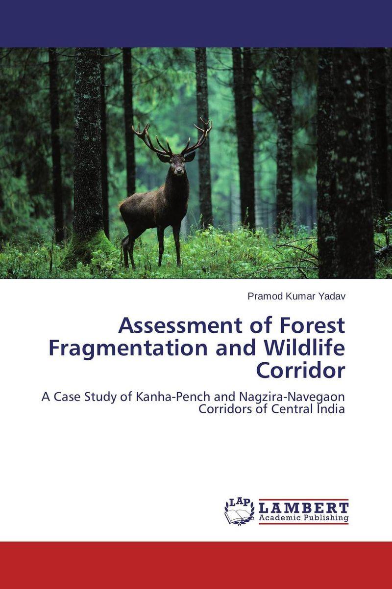 Pramod Kumar Yadav Assessment of Forest Fragmentation and Wildlife Corridor santosh kumar singh biodiversity assessment in ocimum using molecular markers