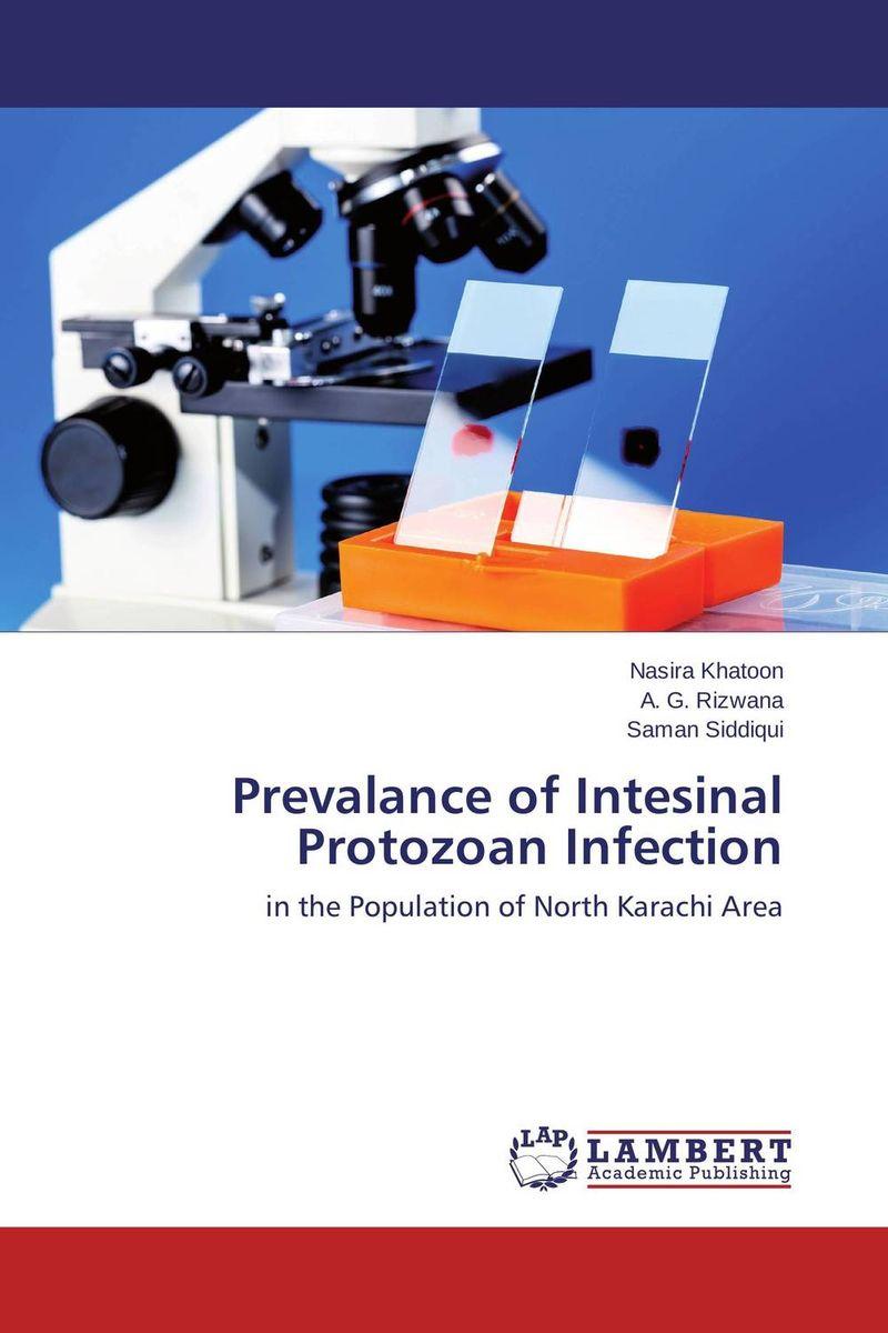 Prevalance of Intesinal Protozoan Infection ada 6d maxliner а00138