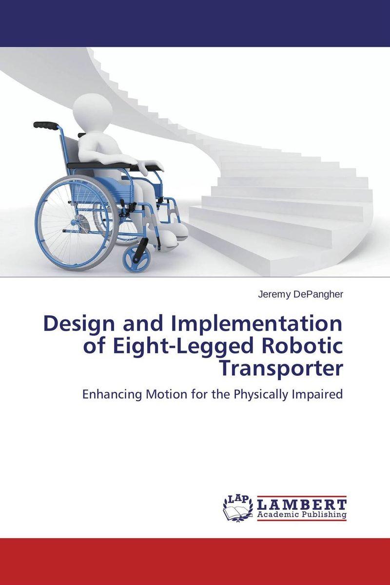 Design and Implementation of Eight-Legged Robotic Transporter mb barbell mbevkl 15кг