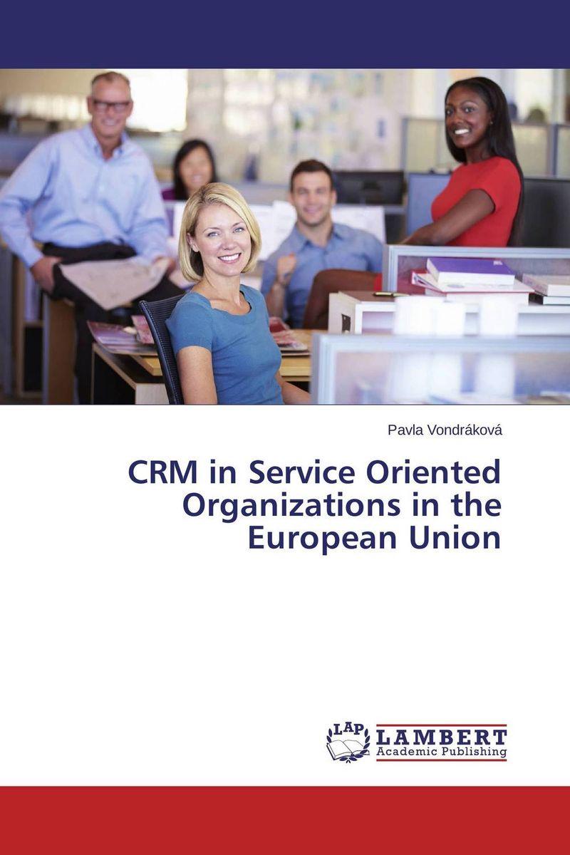 Pavla Vondrakova CRM in Service Oriented Organizations in the European Union hp 15 ba000