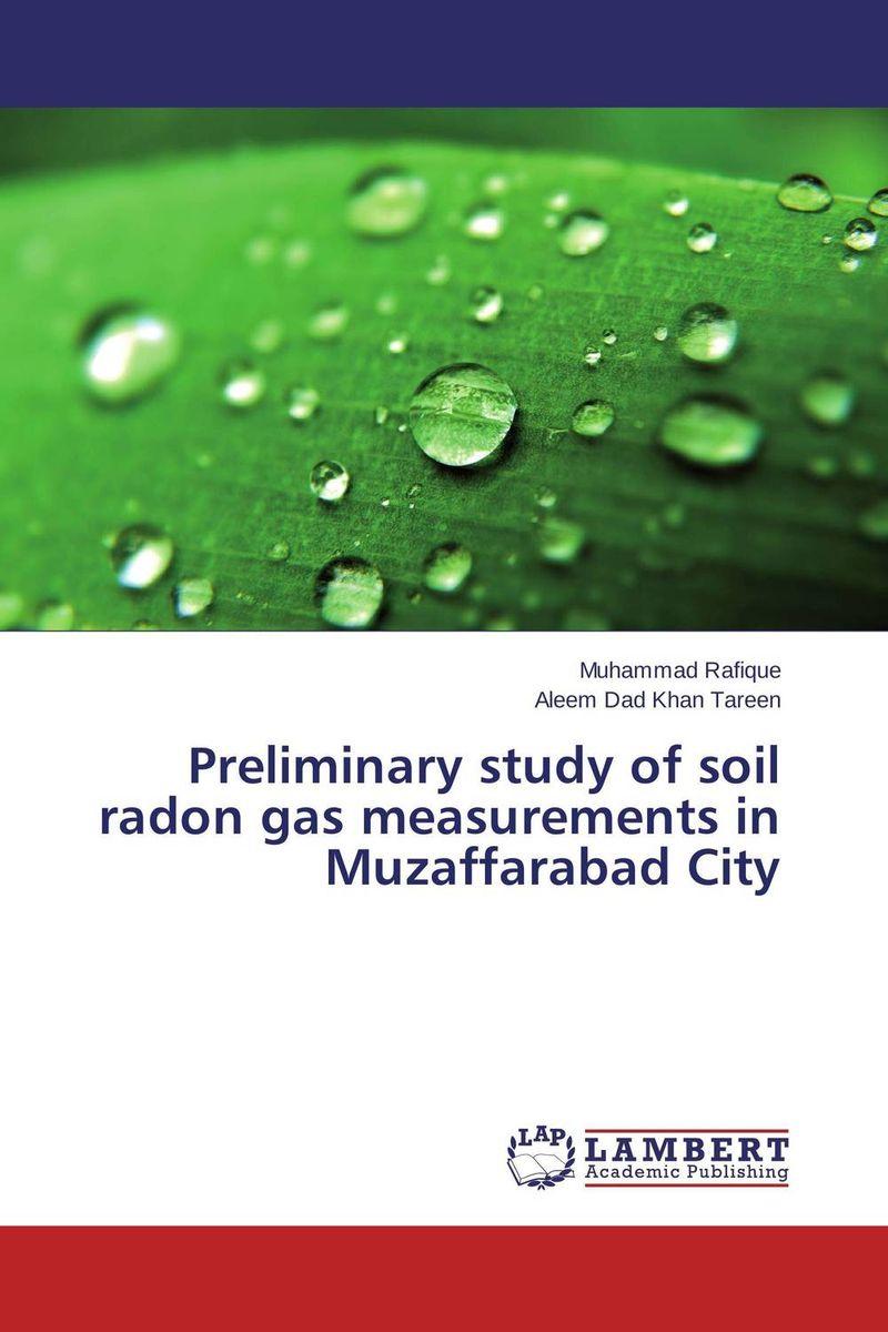 Muhammad Rafique and Aleem Dad Khan Tareen Preliminary study of soil radon gas measurements in Muzaffarabad City khan shahzada akhtar naeem khan and muhammad javed seismic risk assessment of buildings