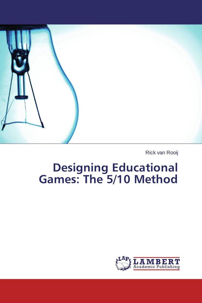 Designing Educational Games: The 5/10 Method al ko frs 4125