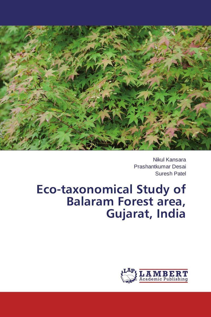 Nikul Kansara,Prashantkumar Desai and Suresh Patel Eco-taxonomical Study of Balaram Forest area, Gujarat, India