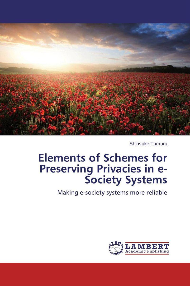 Shinsuke Tamura Elements of Schemes for Preserving Privacies in e-Society Systems delegate