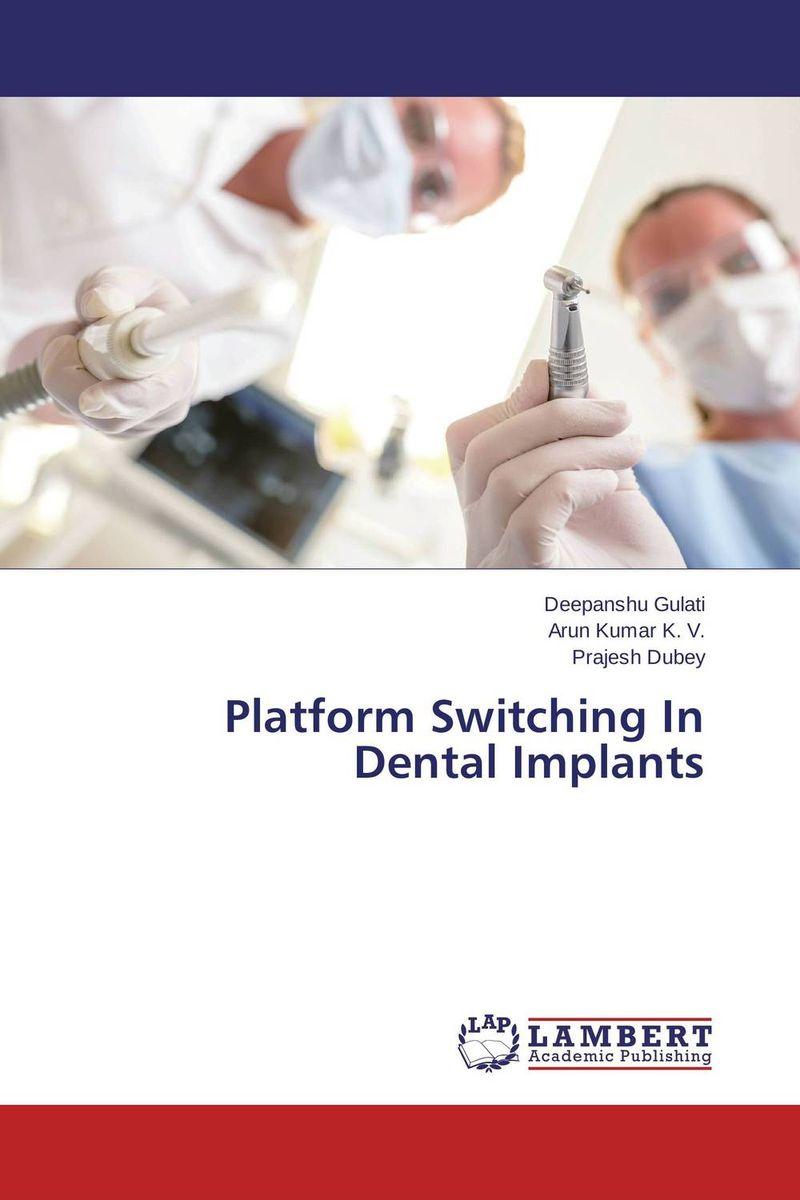 Deepanshu Gulati,Arun Kumar K. V. and Prajesh Dubey Platform Switching In Dental Implants rakesh kumar dubey and hari har ram bottlegourd breeding