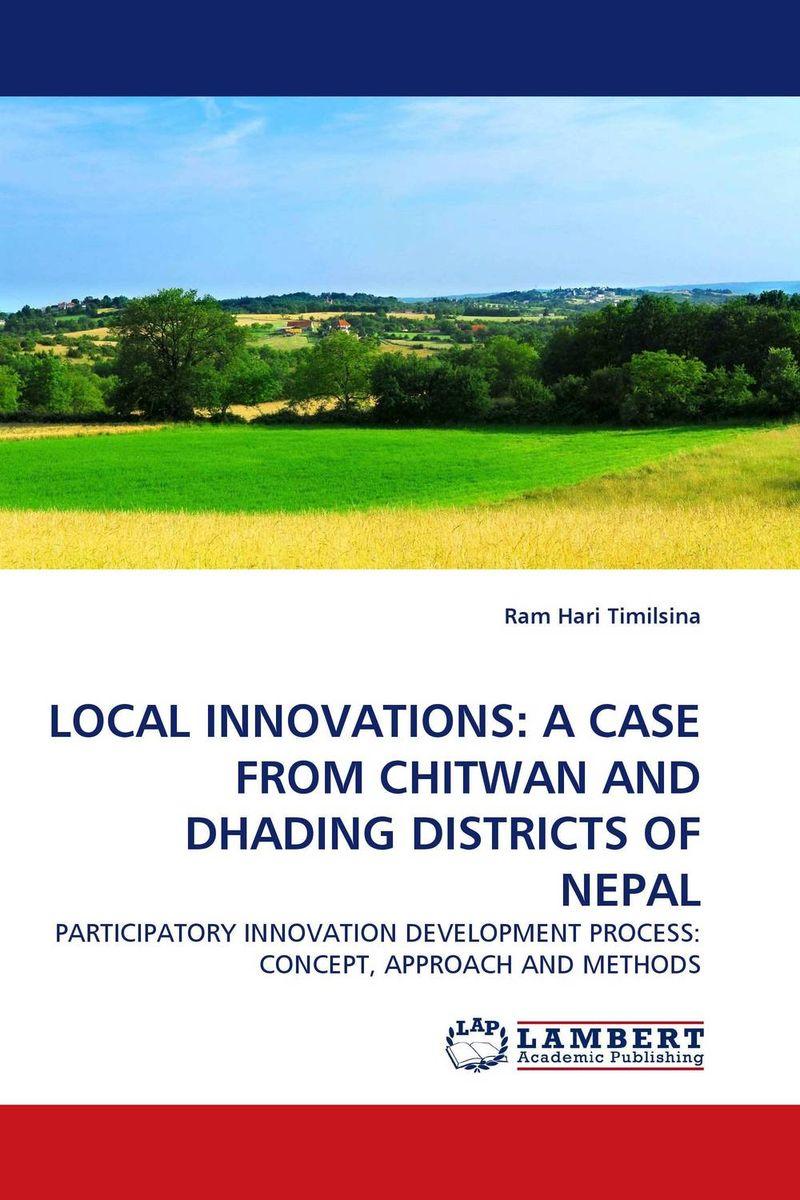 Ram Hari Timilsina LOCAL INNOVATIONS: A CASE FROM CHITWAN AND DHADING DISTRICTS OF NEPAL rakesh kumar dubey and hari har ram bottlegourd breeding