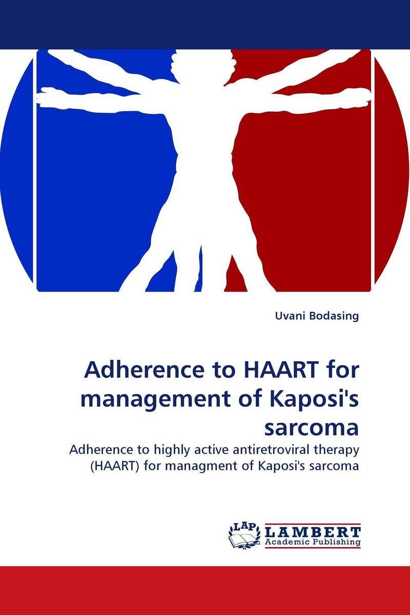 Uvani Bodasing. Adherence to HAART for management of Kaposi''s sarcoma
