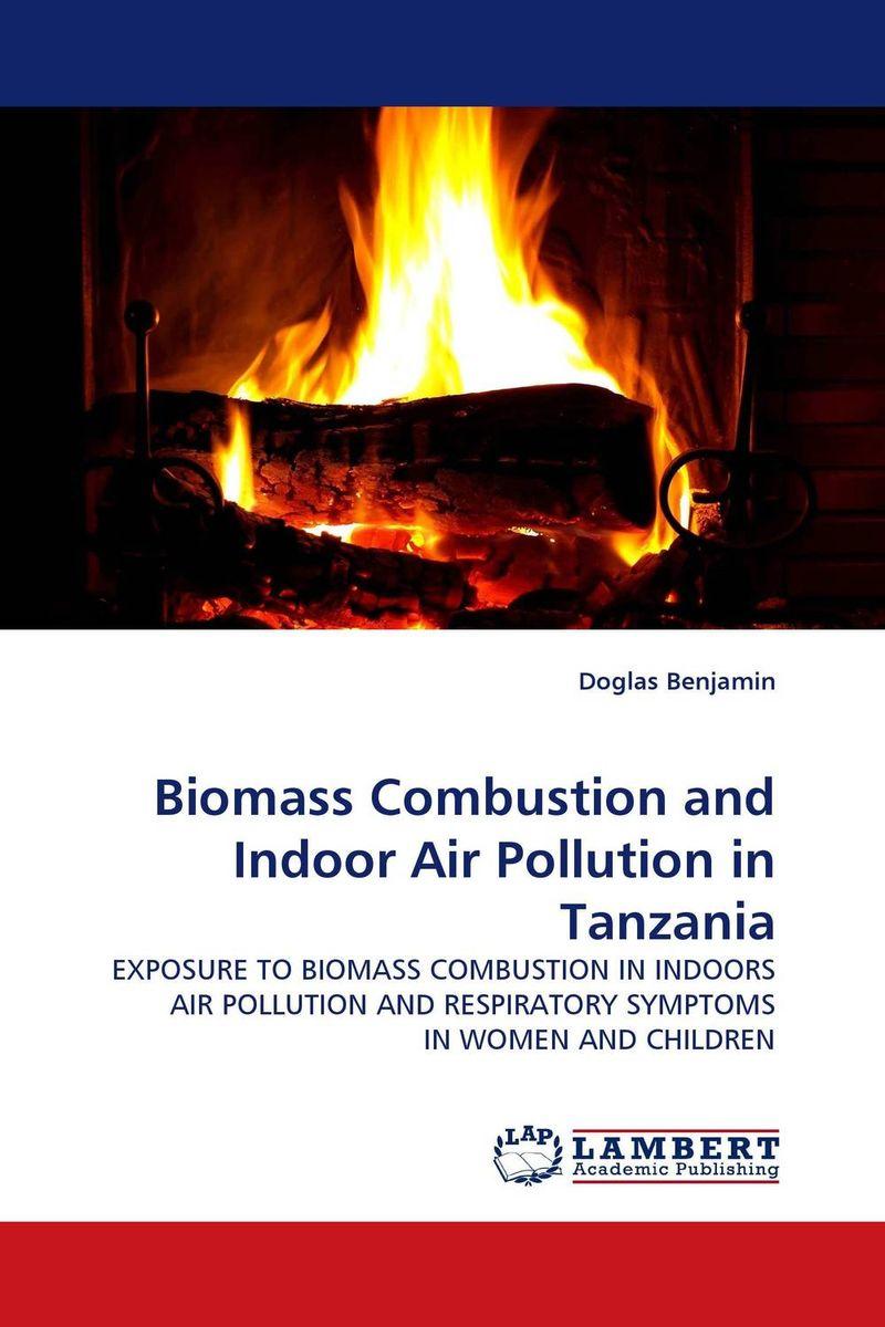 Doglas Benjamin Biomass Combustion and Indoor Air Pollution in Tanzania  цены