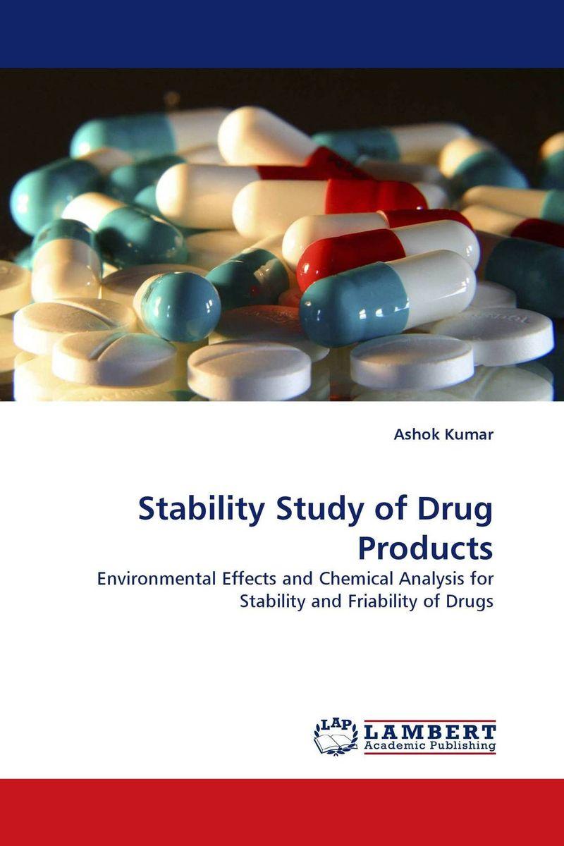Ashok Kumar Stability Study of Drug Products