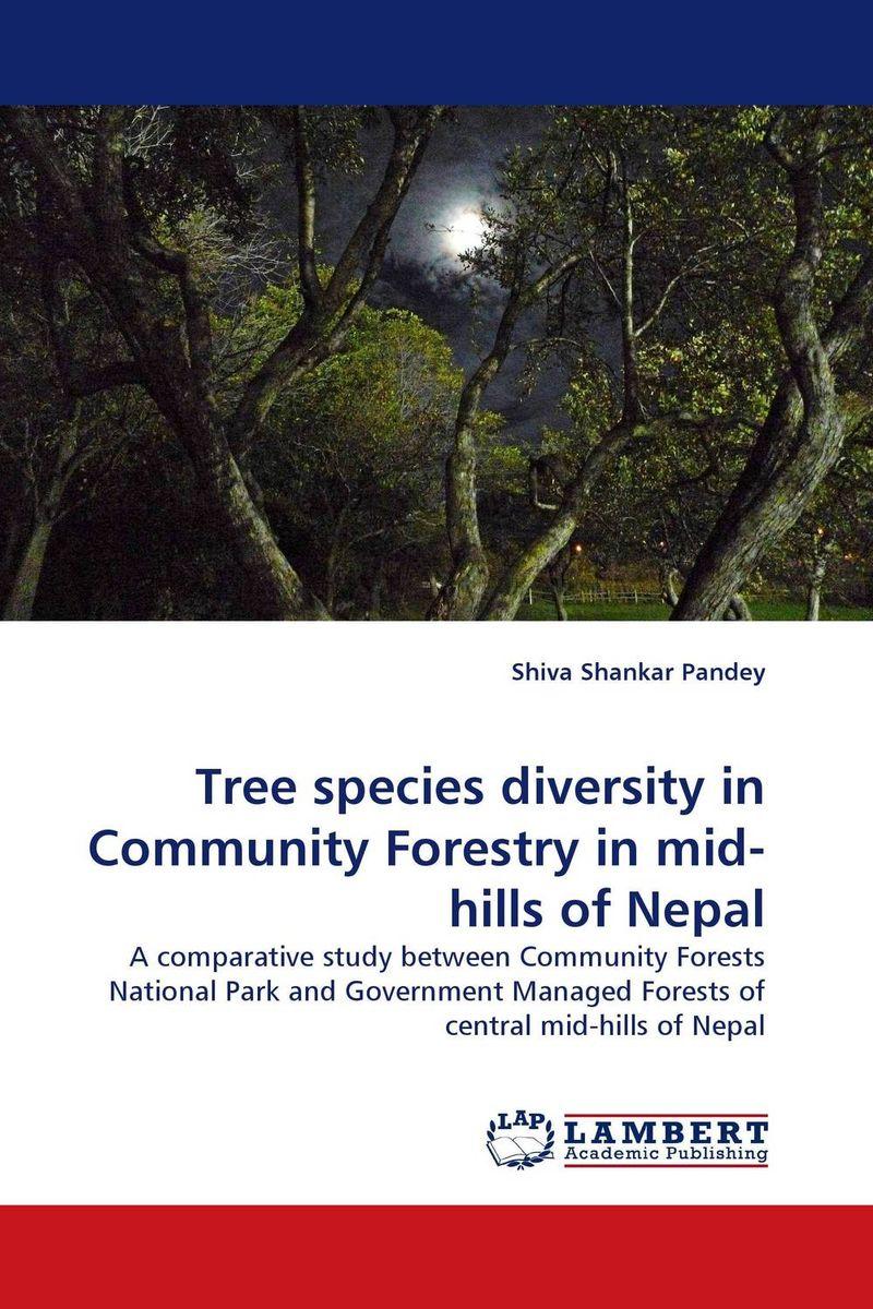 Shiva Shankar Pandey Tree species diversity in Community Forestry in mid-hills of Nepal