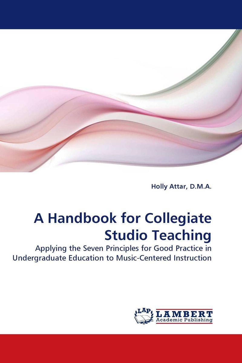 A Handbook for Collegiate Studio Teaching r1 sah мойка кухонная бежевый lava