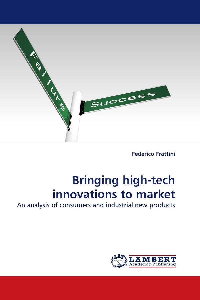 Federico Frattini. Bringing high-tech innovations to market