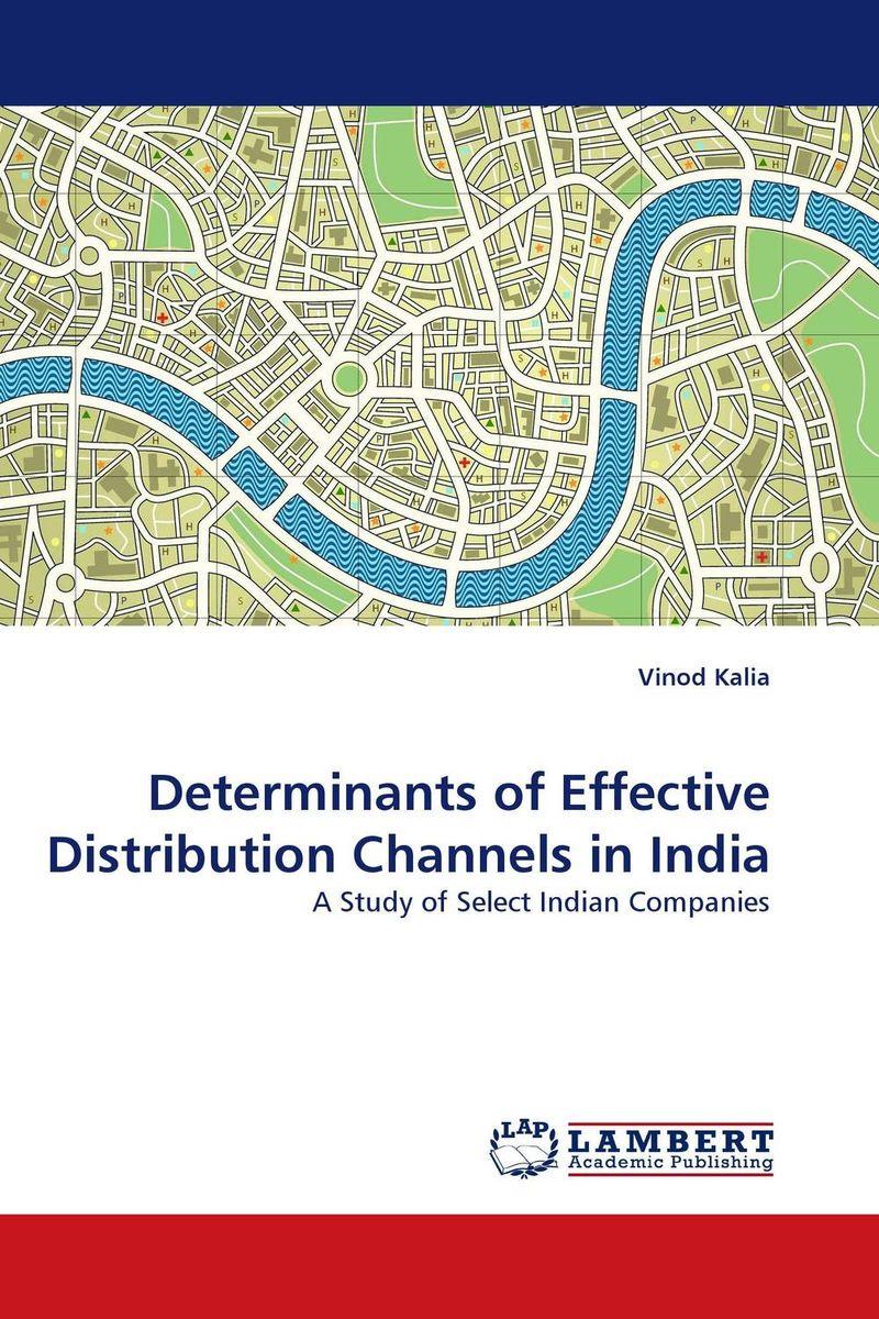 Determinants of Effective Distribution Channels in India шина bridgestone turanza t001 195 65 r15 91v