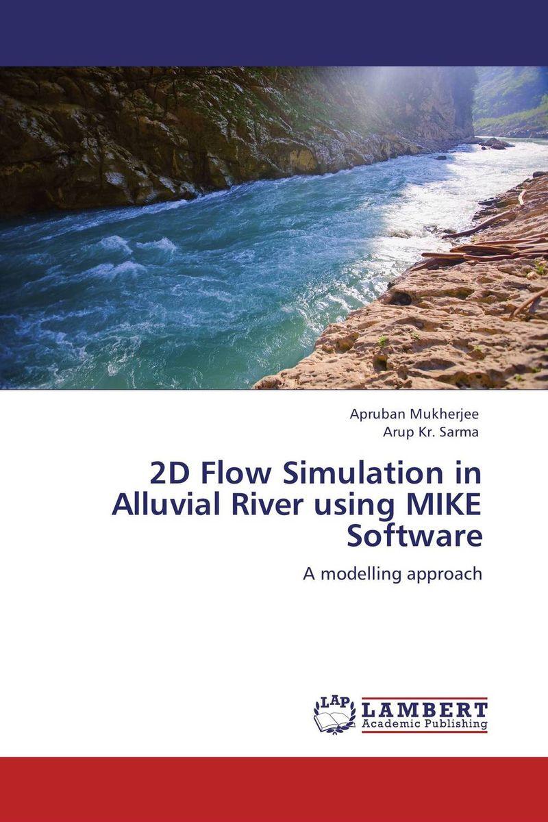 Apruban Mukherjee and Arup Kr. Sarma. 2D Flow Simulation in Alluvial River using MIKE Software