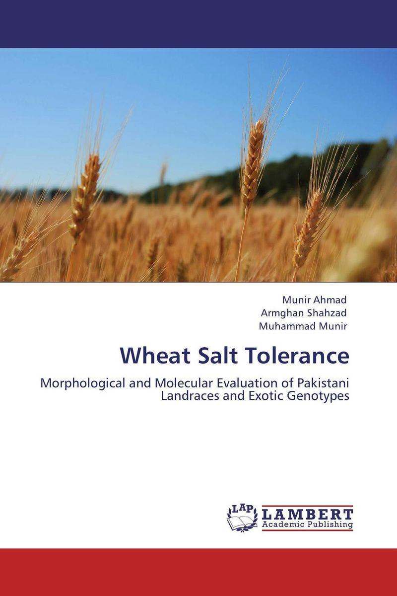 Munir AHMAD,Armghan Shahzad and Muhammad Munir Wheat Salt Tolerance naresh pratap singh himanshi paliwal and vaishali shami molecular and morphological analysis for stay green trait in wheat