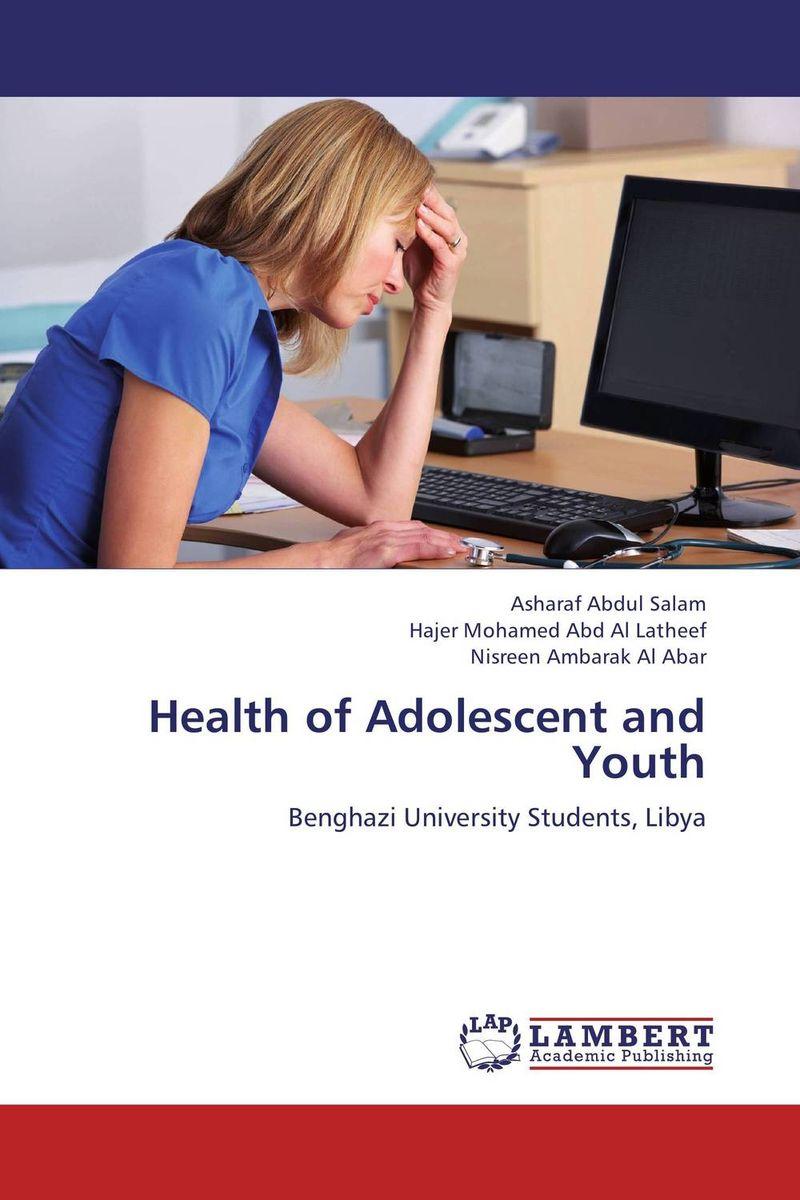 Health of Adolescent and Youth футболка женская calvin klein underwear цвет черный qs5557e 001 размер s 42