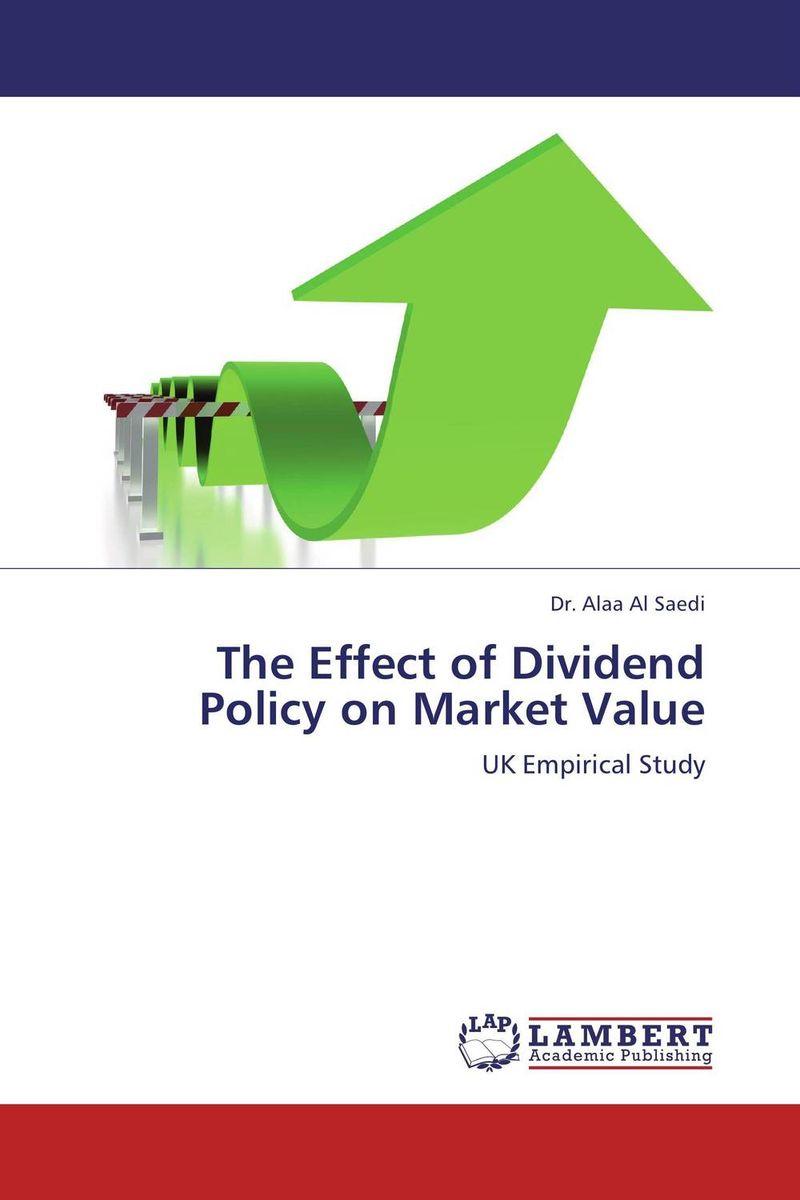 Dr. Alaa Al Saedi The Effect of Dividend Policy on Market Value firas abdullah thweny al saedi and fadi khalid ibrahim al khalidi design of a three dimensional virtual reality environment