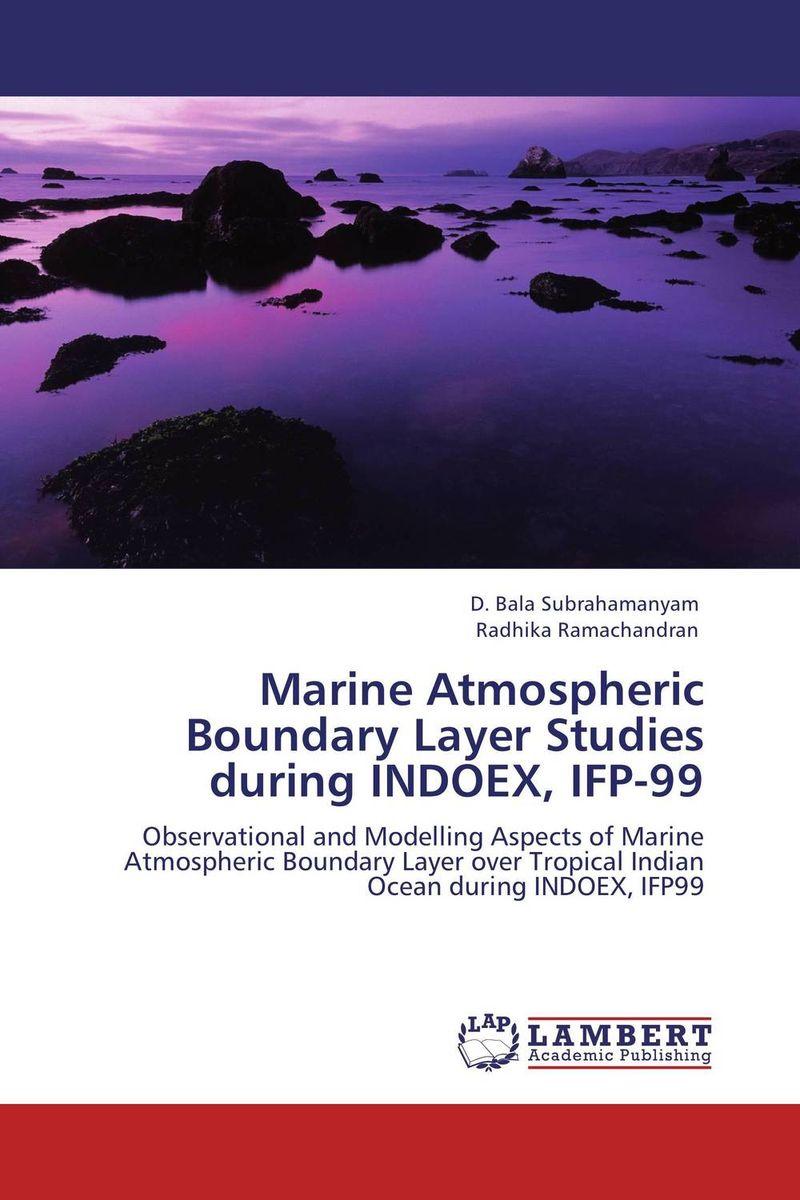 D. Bala Subrahamanyam and Radhika Ramachandran Marine Atmospheric Boundary Layer Studies during INDOEX, IFP-99 hatem hussny hassan study of atmospheric ozone variations from surface and satellite data
