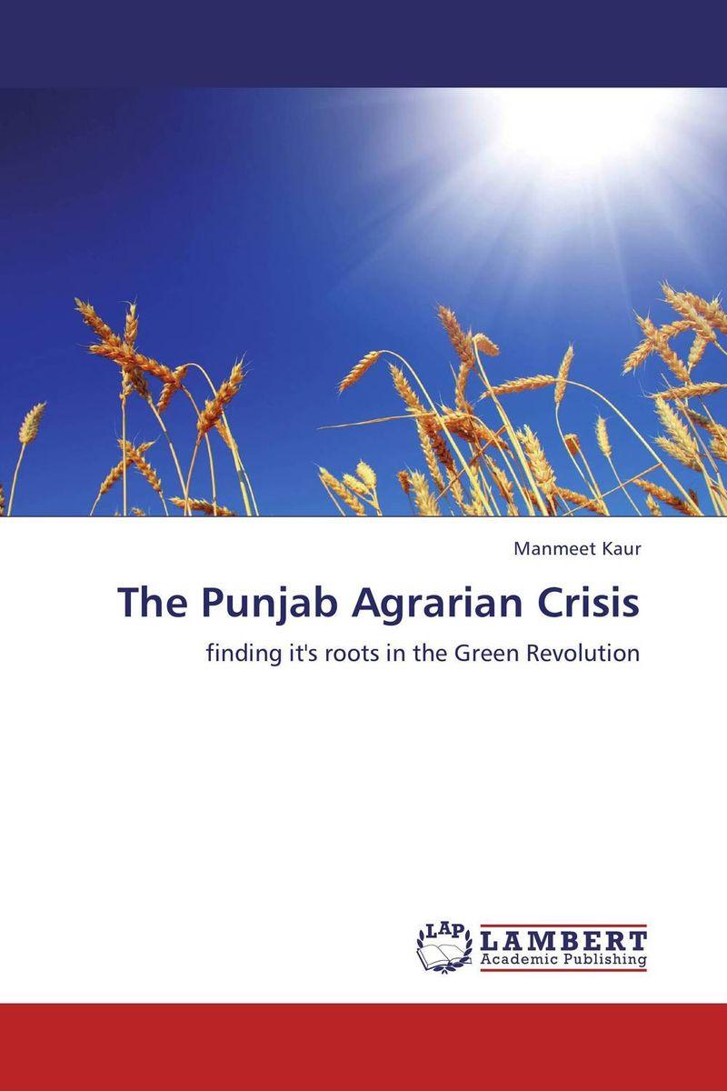 Manmeet Kaur The Punjab Agrarian Crisis lavleen kaur and narinder deep singh evaluating kissan credit card scheme in punjab india