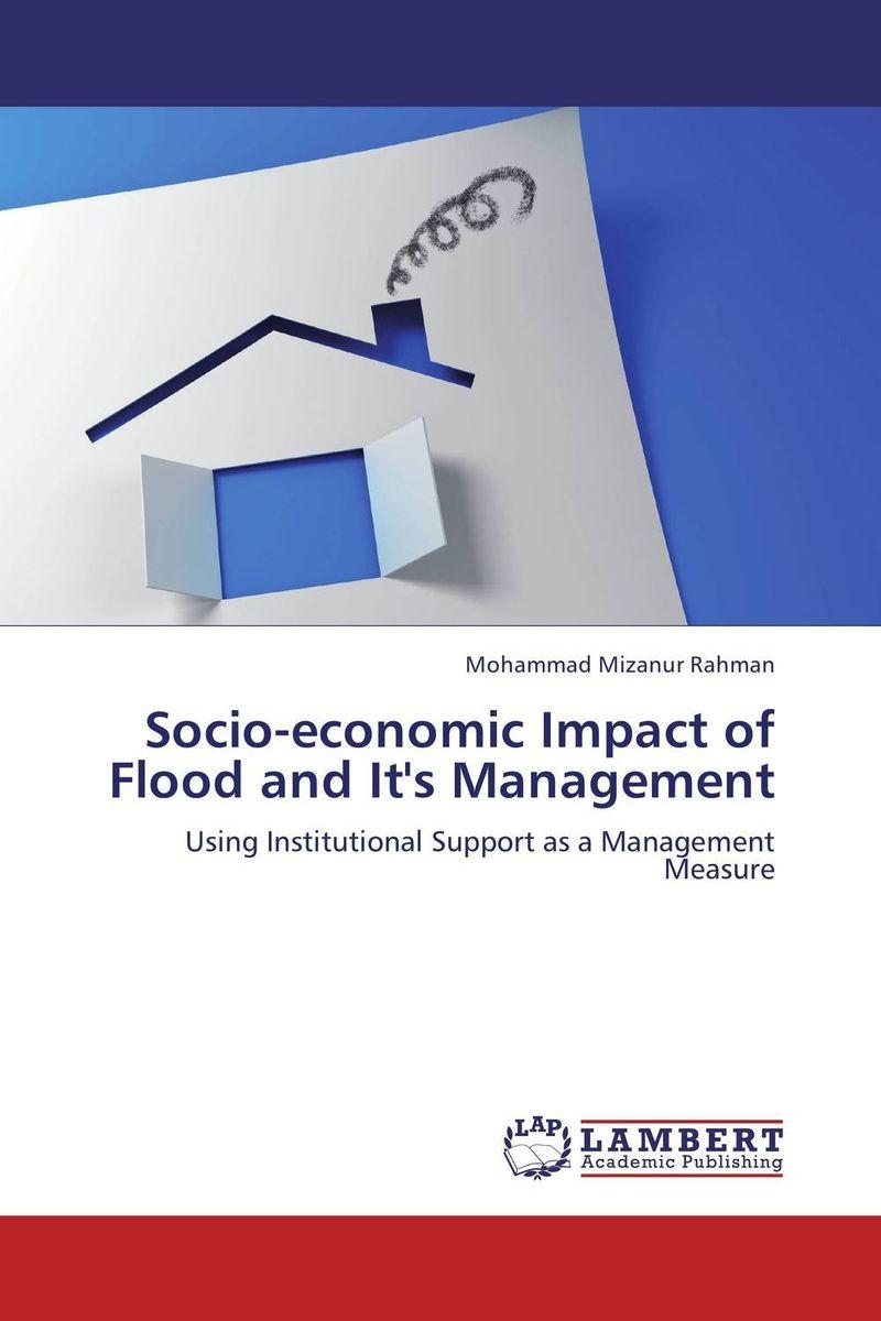 Mohammad Mizanur Rahman Socio-economic Impact of Flood and It's Management