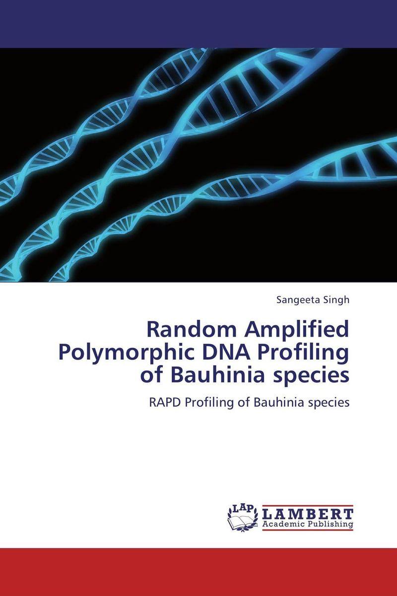 Sangeeta Singh Random Amplified Polymorphic DNA Profiling of Bauhinia species purnima sareen sundeep kumar and rakesh singh molecular and pathological characterization of slow rusting in wheat