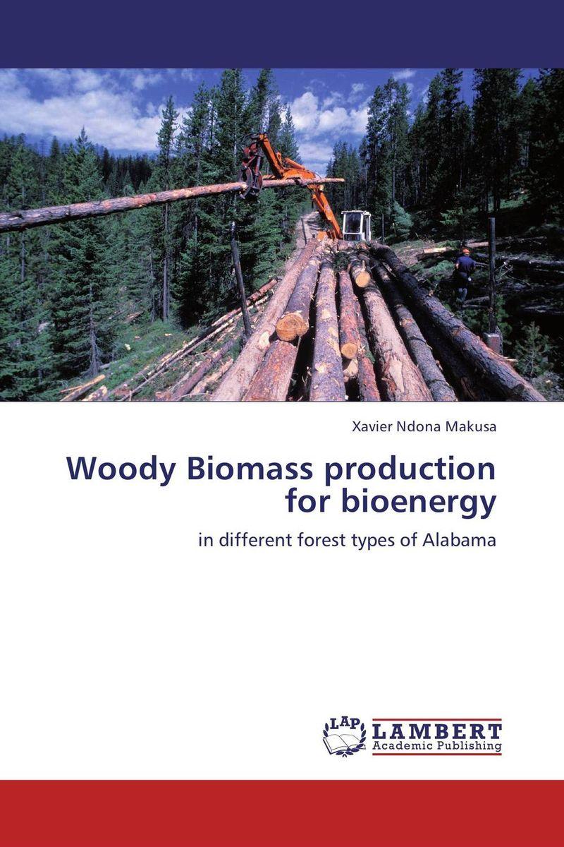 Xavier Ndona Makusa Woody Biomass production for bioenergy sadat khattab usama abdul raouf and tsutomu kodaki bio ethanol for future from woody biomass