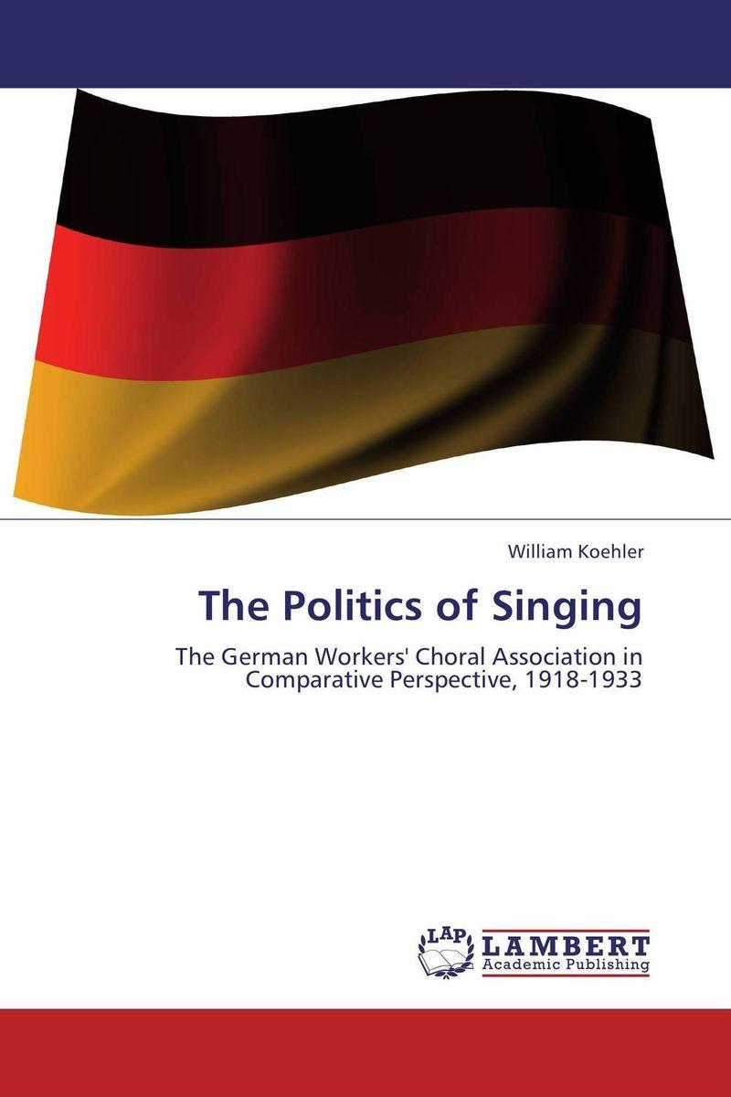 The Politics of Singing новая вода b130