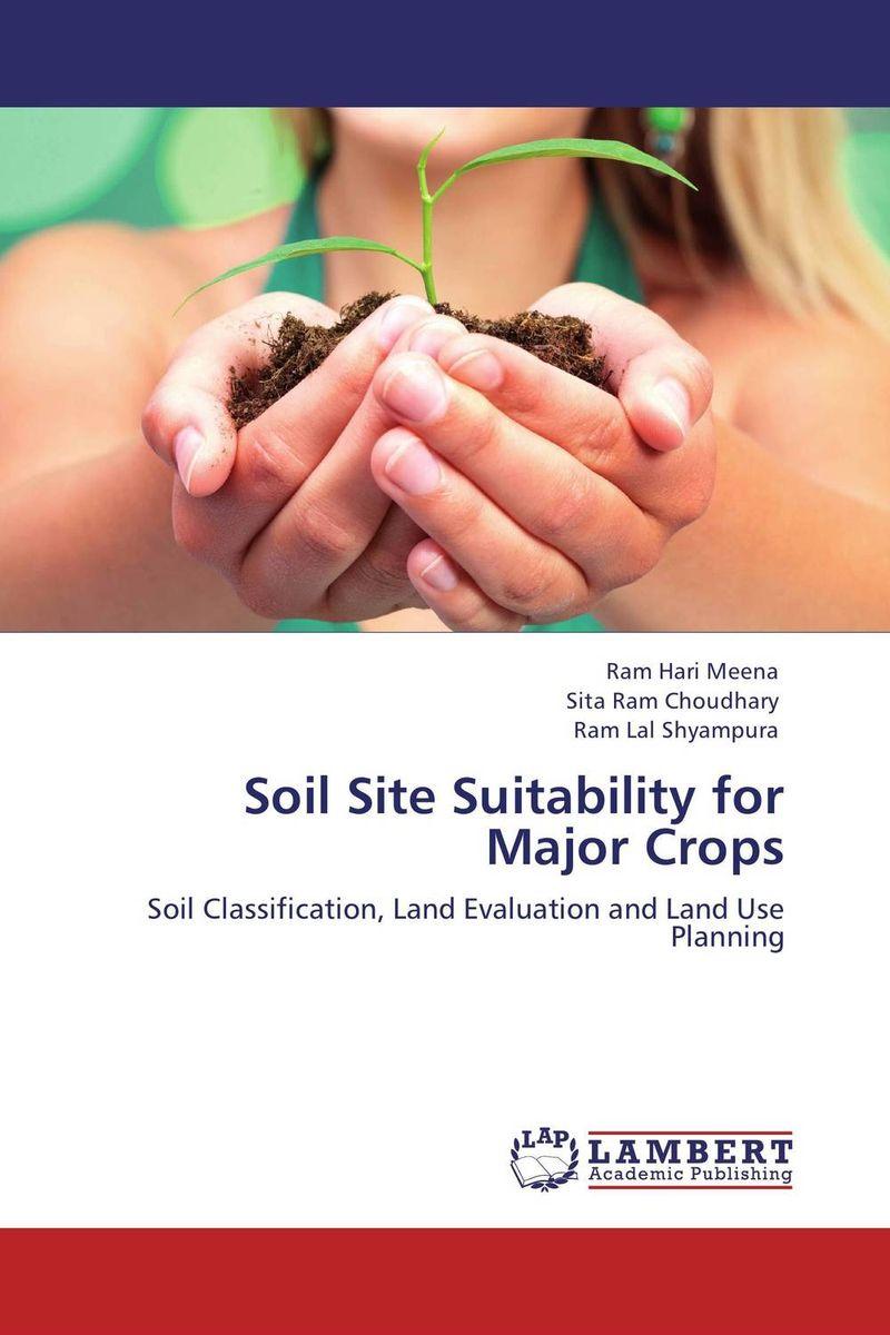 Ram Hari Meena,Sita Ram Choudhary and Ram Lal Shyampura Soil Site Suitability for Major Crops rakesh kumar dubey and hari har ram bottlegourd breeding