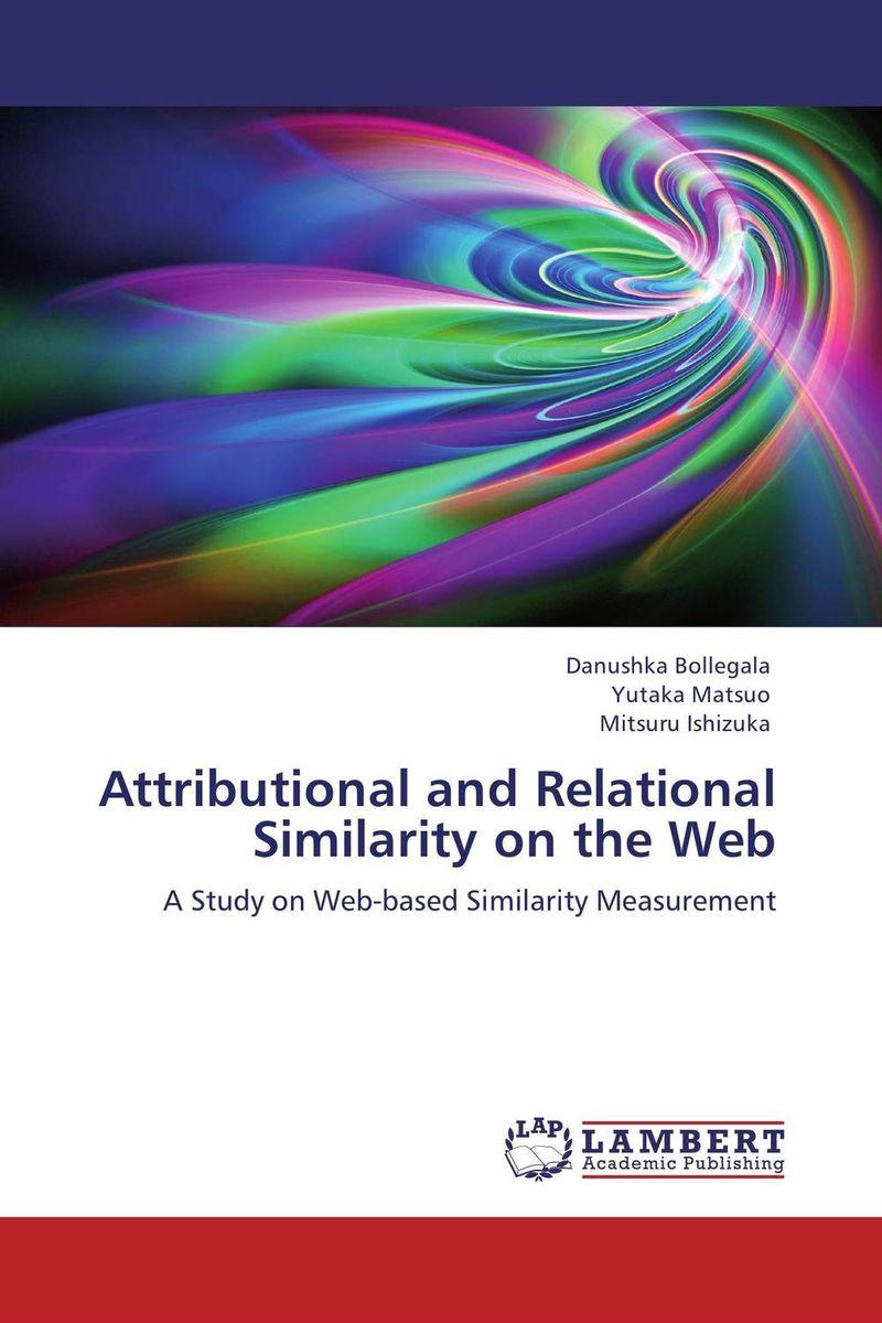 Danushka Bollegala,Yutaka Matsuo and Mitsuru Ishizuka. Attributional and Relational Similarity on the Web