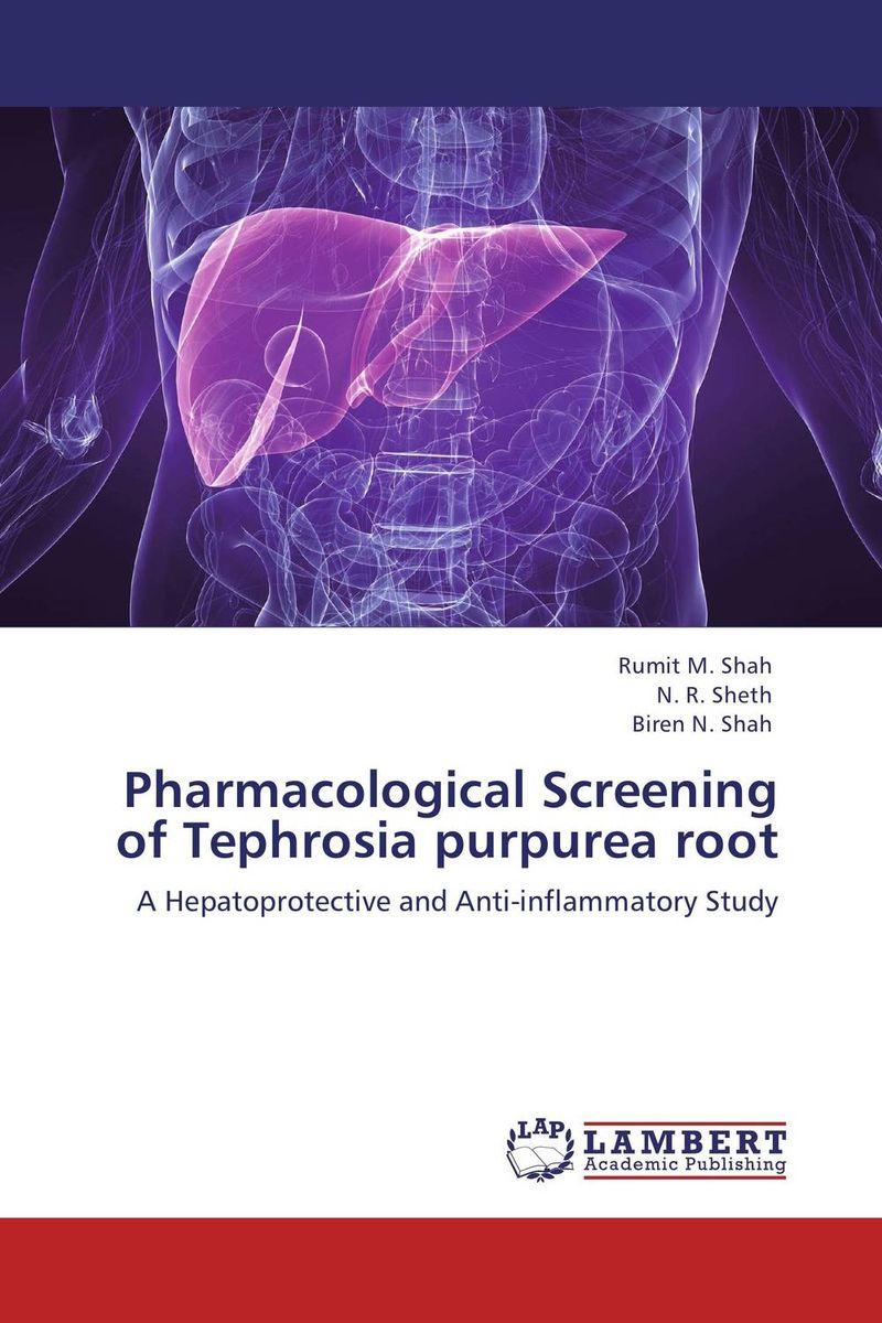 Rumit M. Shah,N. R. Sheth and Biren N. Shah Pharmacological Screening of Tephrosia purpurea root vrunda shah and vipul shah herbal therapy for liver disease