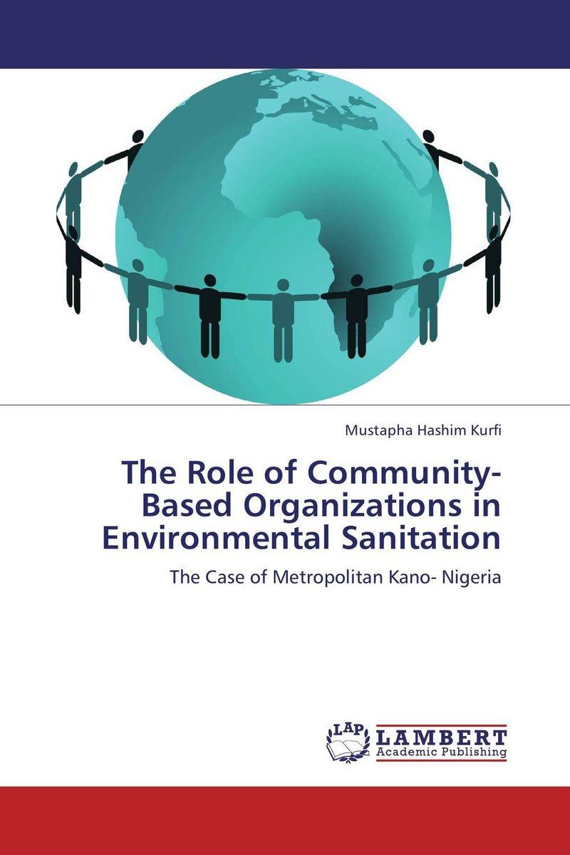 The Role of Community-Based Organizations in Environmental Sanitation пуф dreambag лотос оранжевый