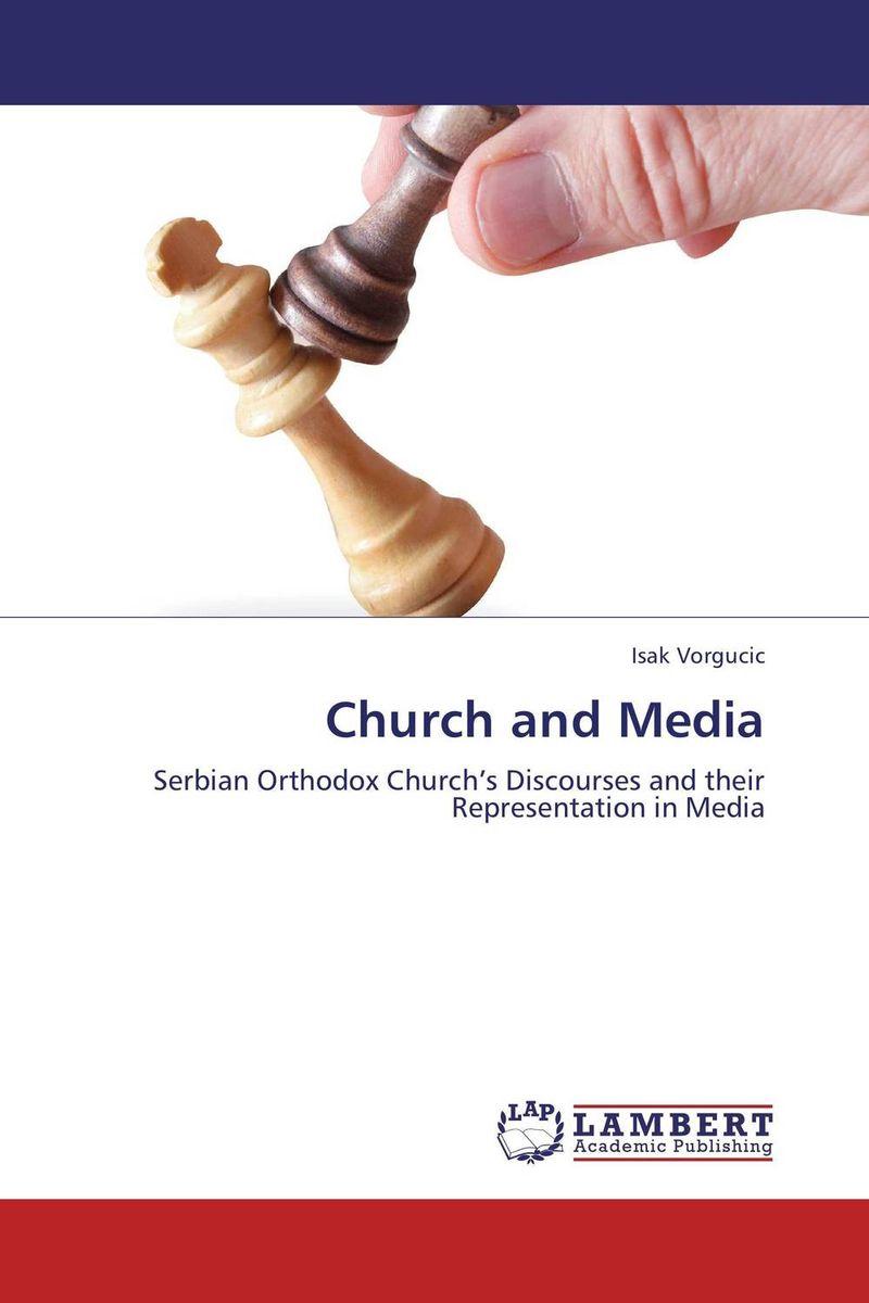 Isak Vorgucic Church and Media