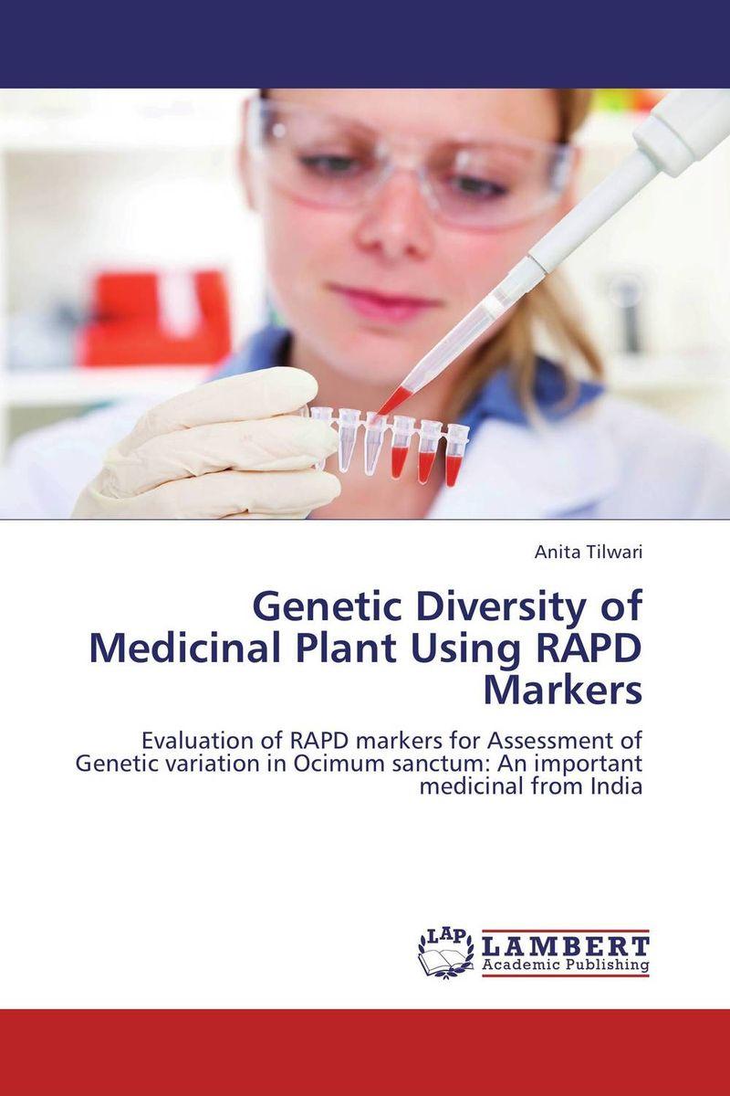 Anita Tilwari Genetic Diversity of Medicinal Plant Using RAPD Markers santosh kumar singh biodiversity assessment in ocimum using molecular markers